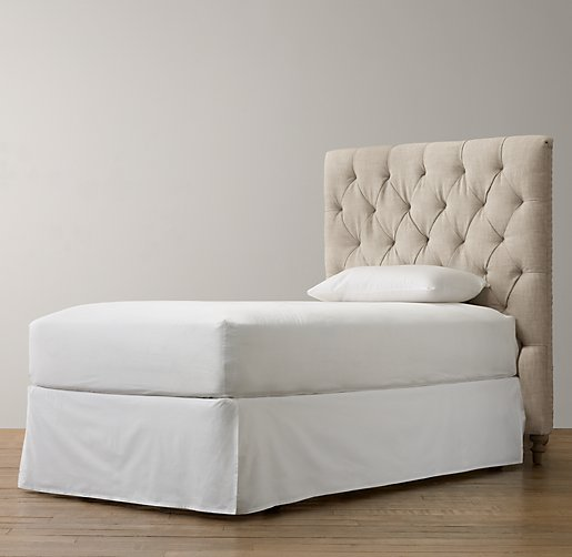 Chesterfield Upholstered Headboard
