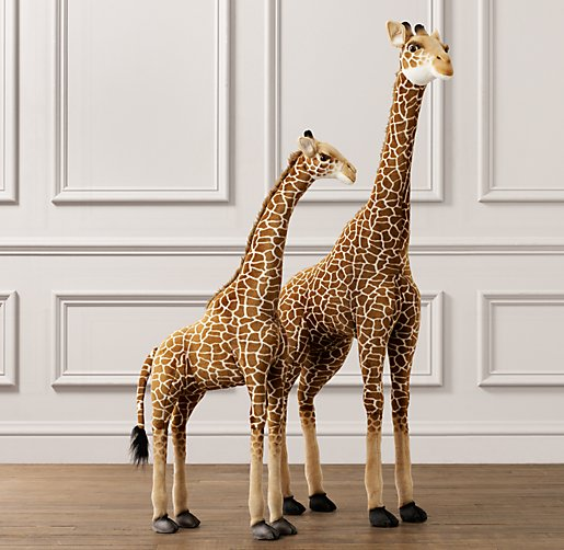 Oversized Plush Animals