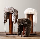 Luxe Faux Fur Russian Hat