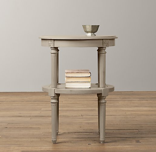 Emelia Round Side Table