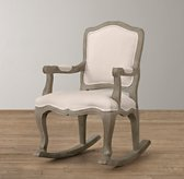 French Vintage Mini Rocker