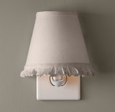 Ruffle Nightlight Dove