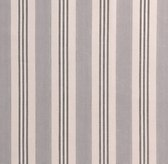 Vintage Ticking Stripe Drapery Swatch