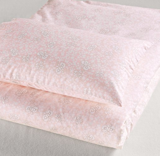 European Fleur Toddler Duvet Cover