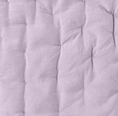 Reversible Tufted Cotton-Linen Bedding Swatch
