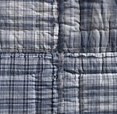 Madras Patchwork Bedding Swatch