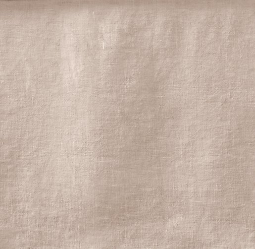 Linen Solid Bedding Swatch