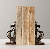Crown Bookends - Set of 2