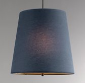 Barrel Shade Pendant Navy