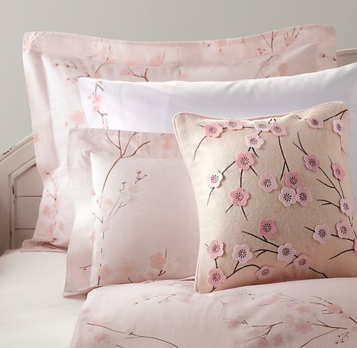 European Cherry Blossom Bedding Collection