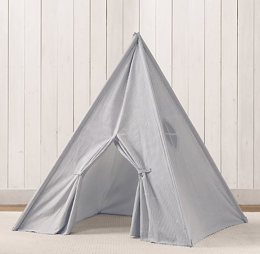 Printed Canvas Play Tent