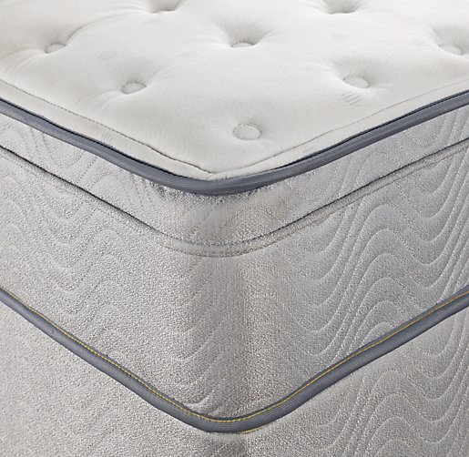 Euro Top Plush Mattress & Box Spring Set