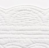 Scallop Voile Bedding Swatch
