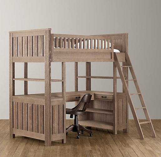 Kenwood Study Bunk Bed