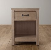 Kenwood Open Nightstand