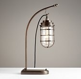 Mariner's Table Lamp Chestnut