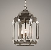 Marrakesh Pendant Pewter