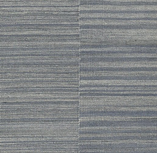 Callaway Stripe Patchwork Wool Rug Swatch