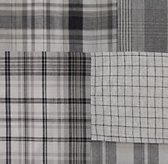 Washed Patchwork Plaid Bedding Swatch