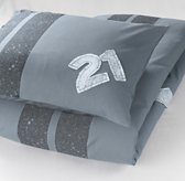 Racing Stripe Duvet Cover