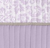 European Reversible Heathered Jersey Bedding Swatch