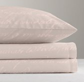 Italian Love Letter Percale Standard Pillowcase