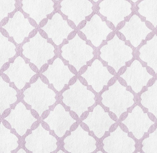 European Lattice Jersey Bedding Swatch