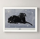 Constellation Art - Aries