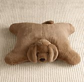 Cuddle Plush Dog Floor Pillow