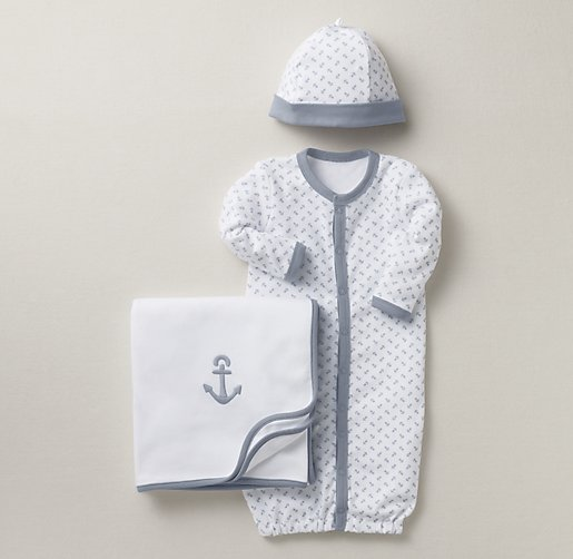 Anchor Newborn Set
