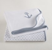 Anchor Blanket Set of 2