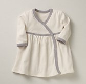 Organic Jersey Layette Dress