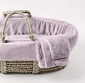 Cuddle Plush Moses Basket Bedding
