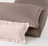 Garment-Dyed Percale Duvet Cover