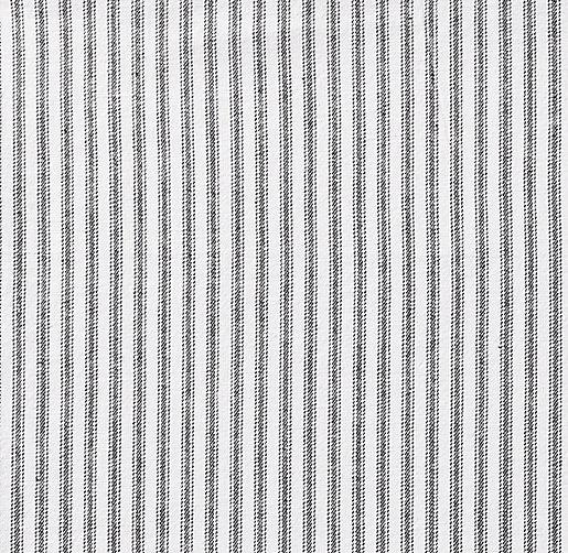Garment Dyed Ticking Stripe Bedding Swatch