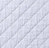 Garment-Dyed Diamond Quilted Bedding Swatch