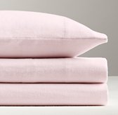 European Solid Flannel Pillowcase