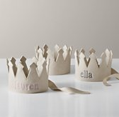 Wool Felt Crown