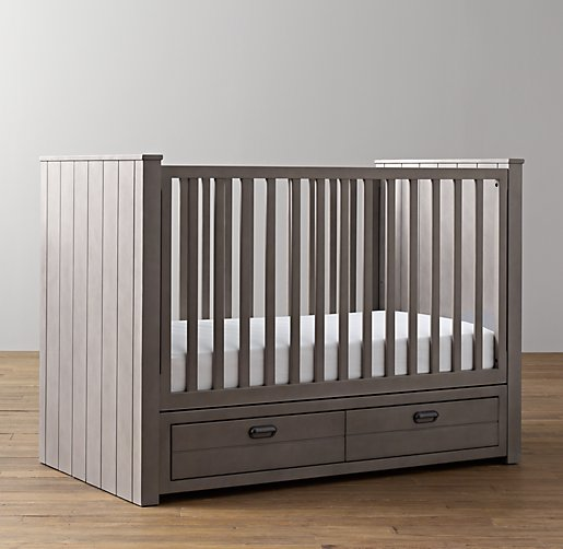 crib to toddler bed conversion instructions