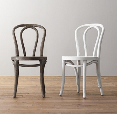 Parisian Cafe Chairs For Sale