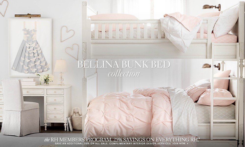 Bellina bunk bed