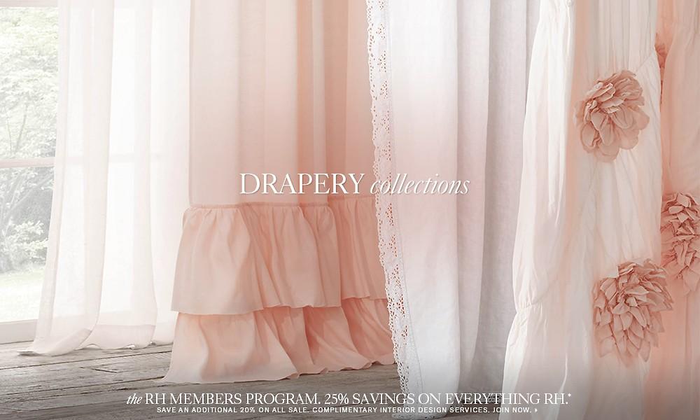 girls drapery