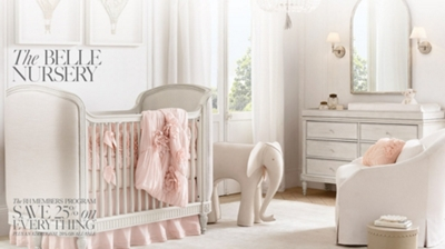 Luxury Baby Bedroom Furniture