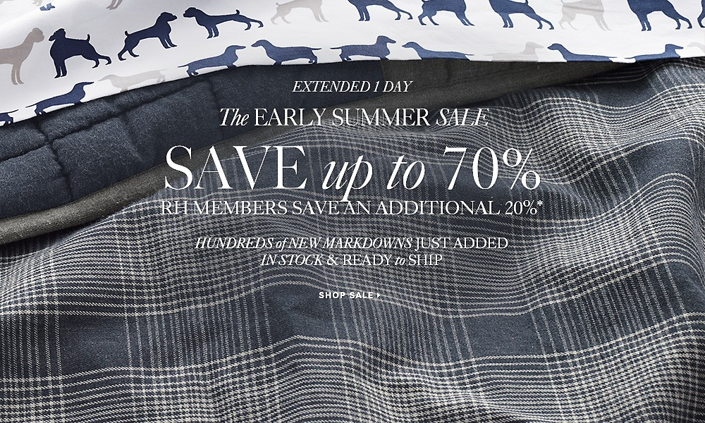 Shop the Early Summer Sale