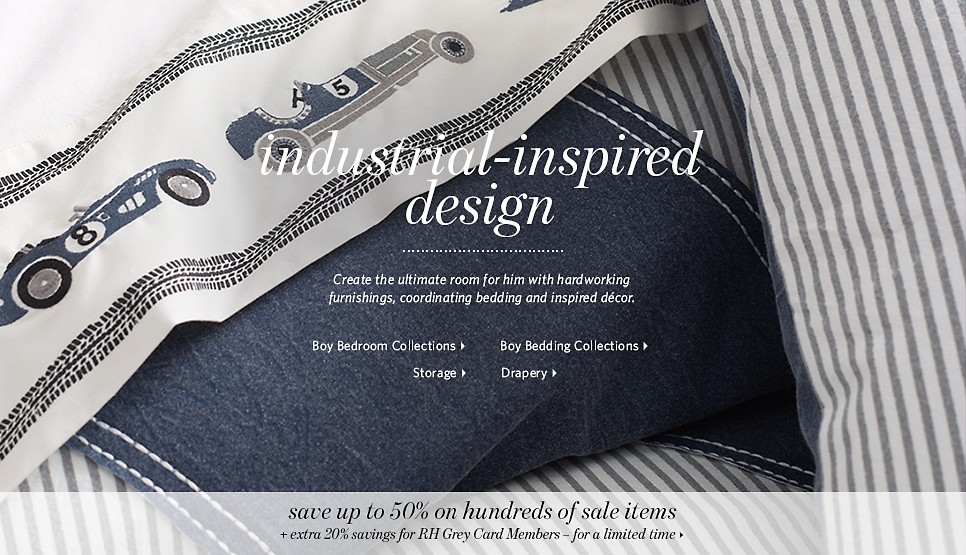 Industrial Inspired Design