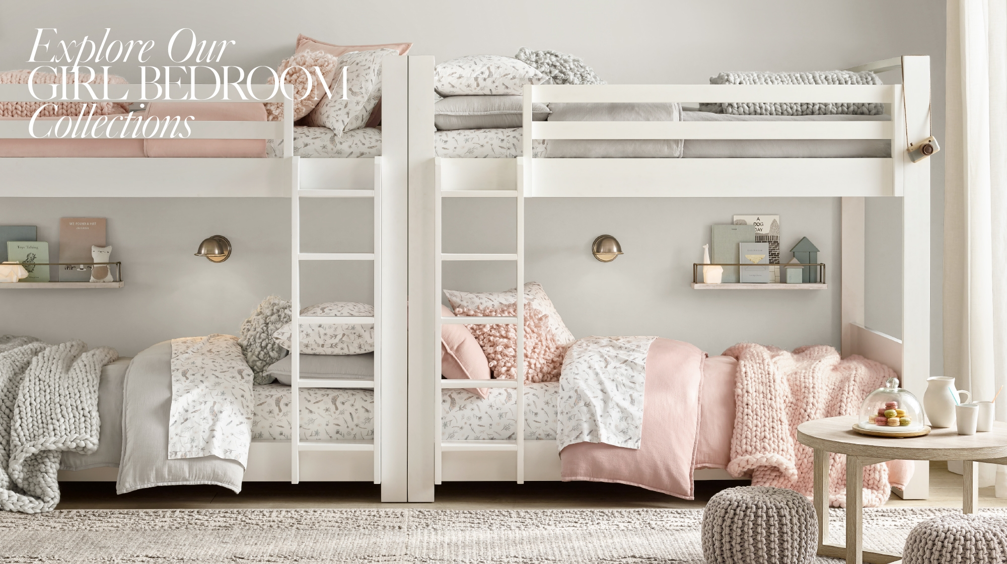 Rh Baby And Child Explore Our Bedroom Collections