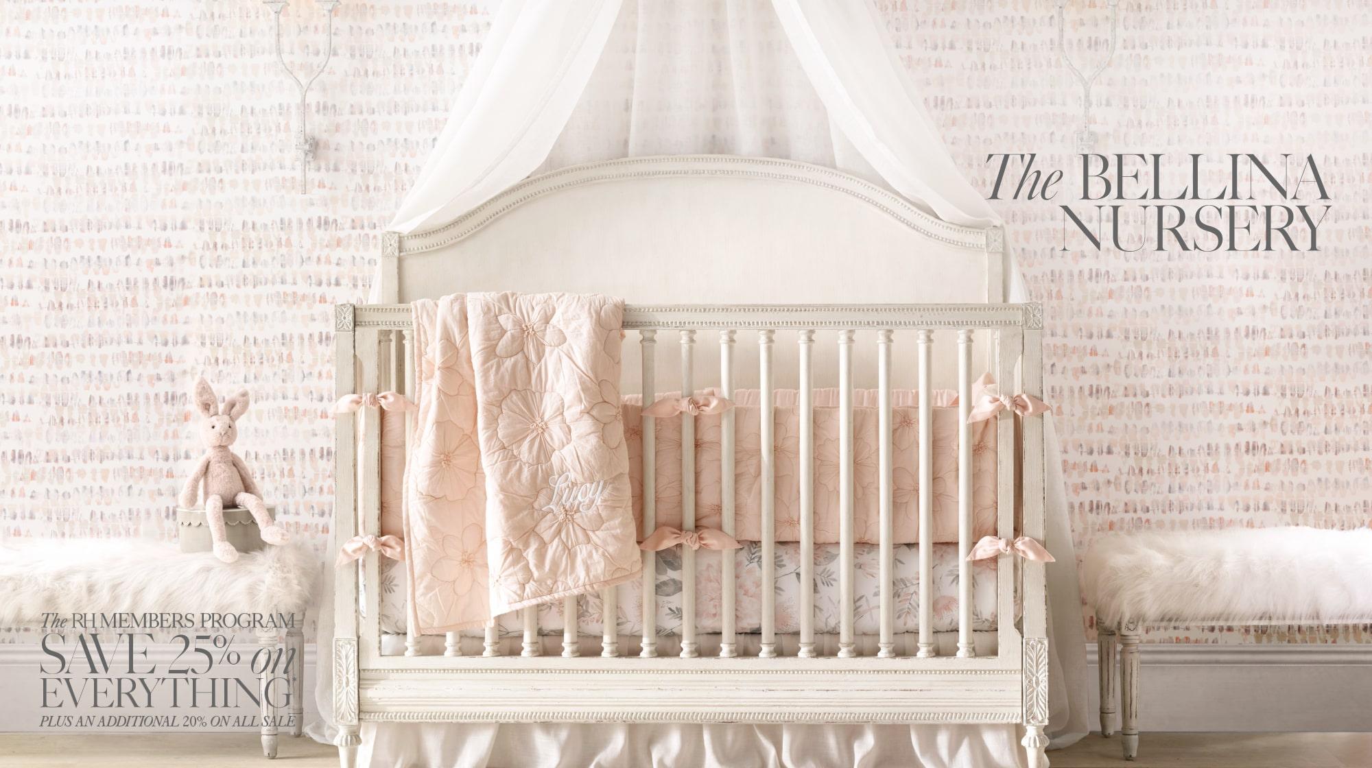 Rh Baby And Child The Bellina Nursery