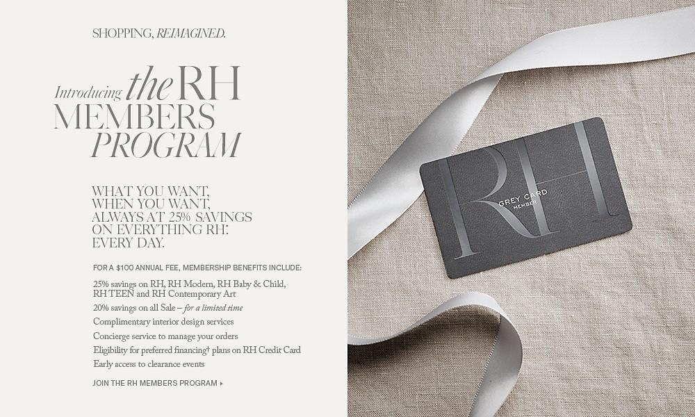 Introducing the RH Grey Card