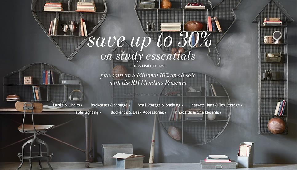 Save on Study Essentials