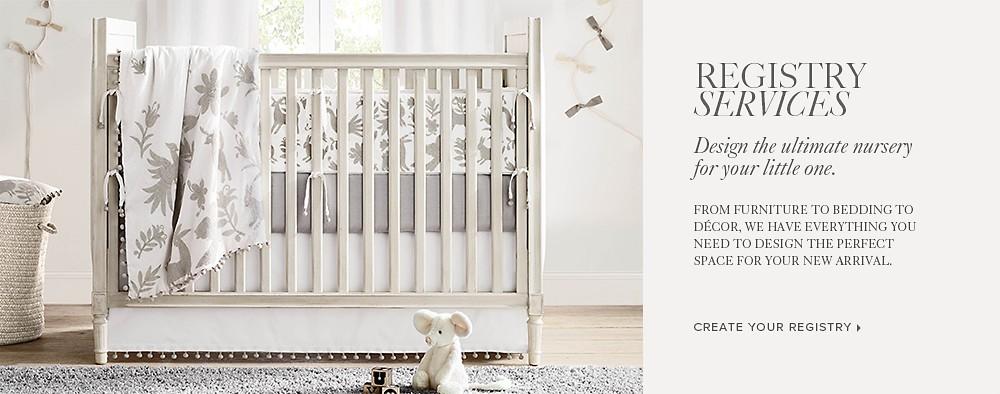 RH Baby Child Homepage